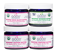 Good Body Products Whipped Body Butters