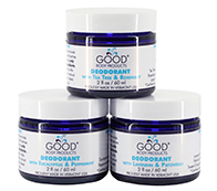 Good Body Products Deodorants
