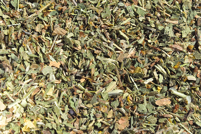 Good Body Products' dried St. John's Wort